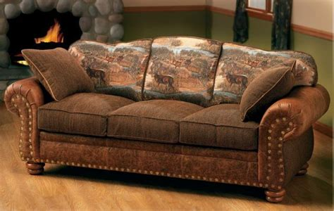 marshfield sofas cabela s marshfield furniture deluxe rustic retreat