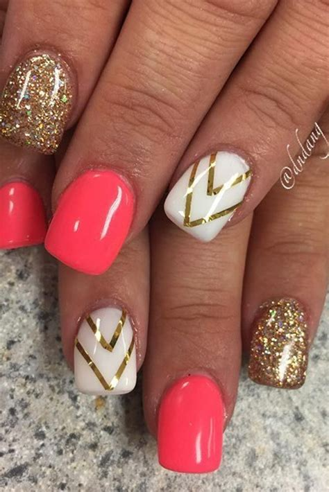 Nail Ideas by Gel Nail Designs 2017 Summer Nail Ftempo