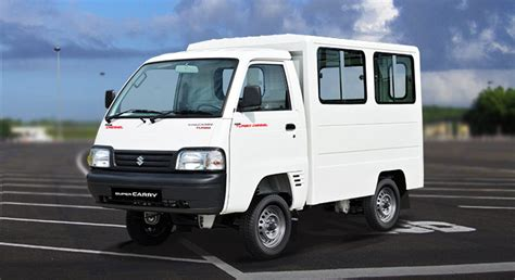 Suzuki Supercarry For Sale Suzuki Carry Utility 2017 Philippines Price