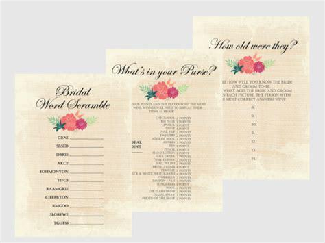 wedding shower free printable free printable bridal shower bridal shower ideas themes