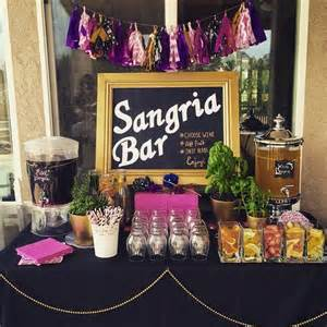 25 best ideas about sangria wedding on