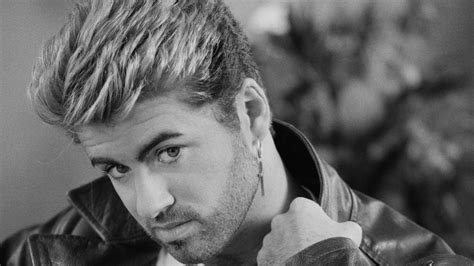 George Michael george michael always knew he was a serious artist then