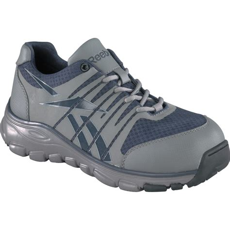 athletic work shoes reebok arion composite toe athletic work shoe rb4502