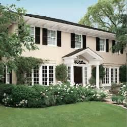 Best Exterior Trim Colors House With Black Trim Best Exterior Paint Colors