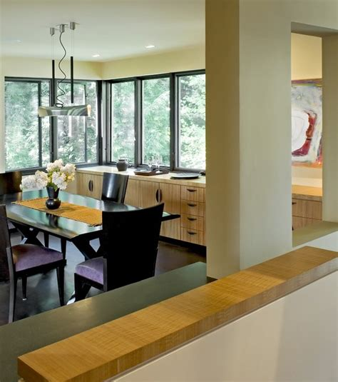 pierce residence norwich vt contemporary dining room