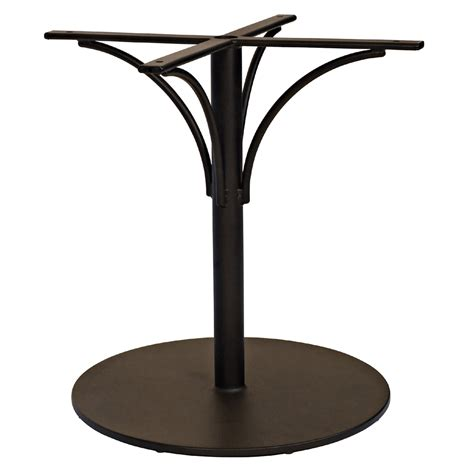 Patio Table Bases Woodard Pedestal Bistro Table Base 6t4800