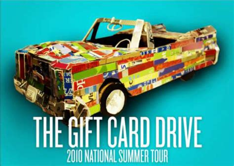 Gift Card Giver - gift card giver summer tour