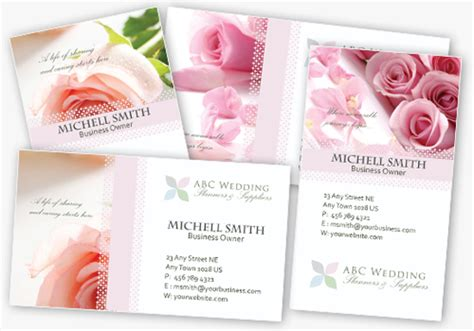 wedding business card template 50 template photoshop psd kartu nama unikayuprint co id