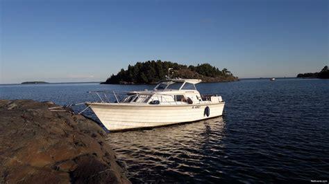 fjord helsinki fjord diplomat 30 motor boat 1967 helsinki nettivene