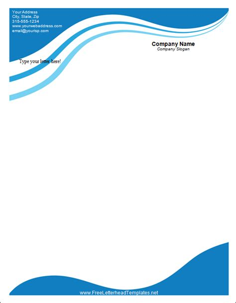 make a letterhead template in word letterhead template word mobawallpaper