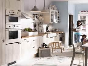 Beautiful Cuisine En U Ikea #1: Cuisine-Ikea-Bodbyn-Blanc.jpg