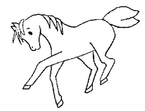 coloring pictures of horses running running coloring page