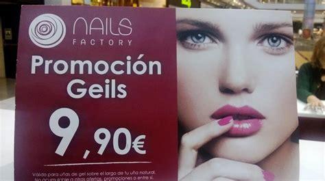 Nails Factory by Nails Factory Esmaltado Geils Por 9 90 As Cancelas