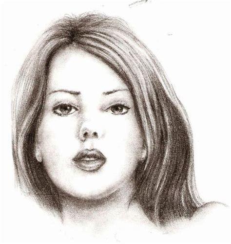 imagenes a lapiz de rostros curso de dibujo a lapiz rostros imagui