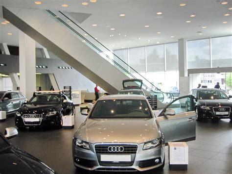 Audi Zentrum M Nchen Gmbh by Fahrtreppen Hewa Edelstahlverarbeitung Gmbh