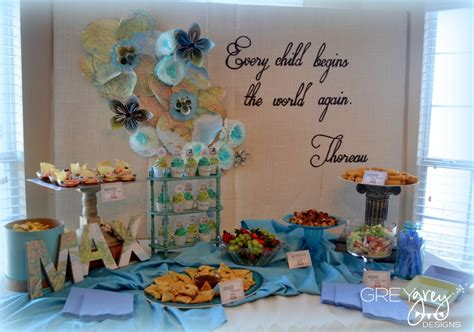 Baby Shower Themes For Boys 2012 by Boy Meets World Baby Shower Project Nursery