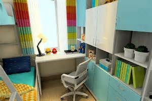 small bedroom desk by the window interior design
