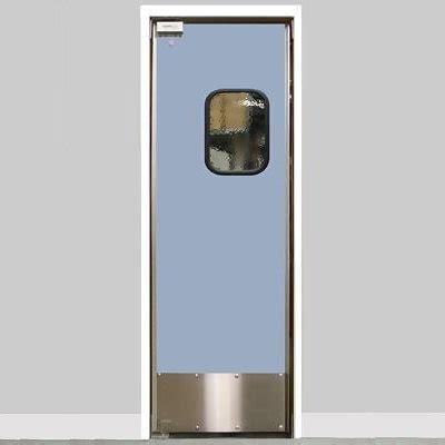 eliason swing doors eliason lwp 6 36sngl dr 36 quot single door opening easy