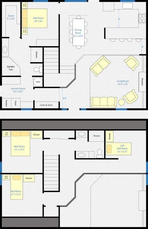 lake cabin floor plans with loft best 25 loft floor plans ideas on pinterest beaver