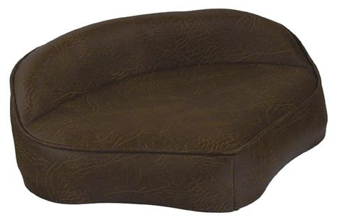boat seat upholstery patterns wise standard butt seat with embossed pattern iboats com