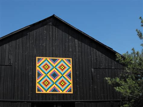 Quilt Barns by Barn Quilts And The American Quilt Trail Kentucky Memories