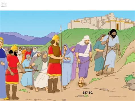 exle of person why judah went into captivity doovi