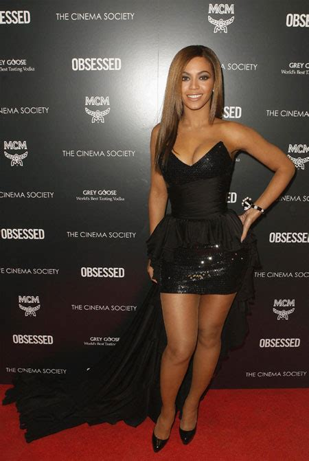 obsessed film actress beyonce knowles arrives at the premiere of the film
