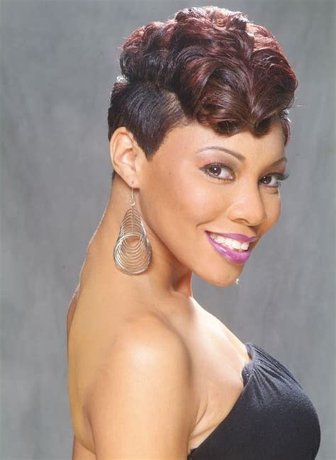 shortest ladies hair cuts 61 short hairstyles that black women can wear all year long