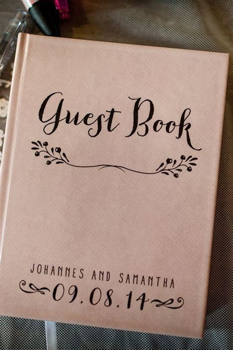 25  best Guest books ideas on Pinterest   Wedding book