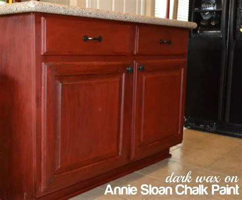painted kitchen island with annie sloan chalk paint white 17 best images about primitive kitchen on pinterest
