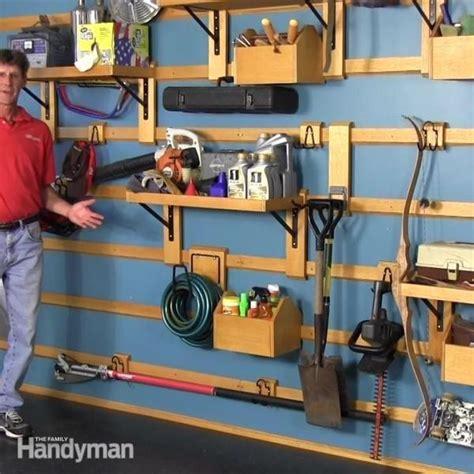 ana white plans loft bed handyman magazine garage storage