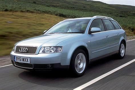 Audi A4 Price Used by Audi A4 Avant From 2001 Used Prices Parkers