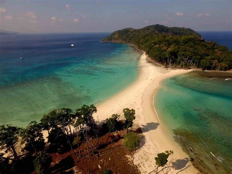 sailing yacht charter in the andaman islands india