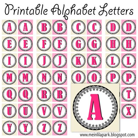 printable free letters alphabet free printable vintage ornament alphabet letters