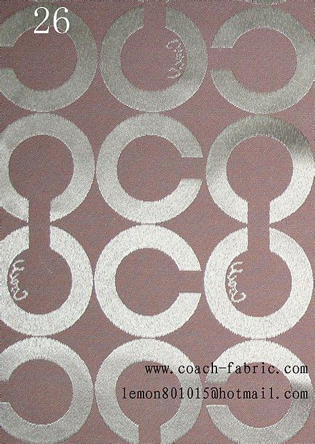 Coach Upholstery Fabric For Cars by The World S Catalog Of Ideas