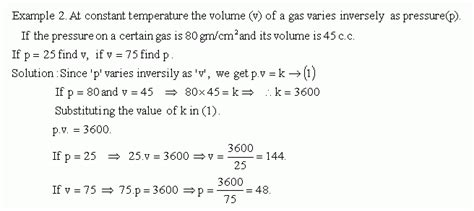 inverse variation worksheet with answers pdf inverse variation or inverse proportion math word problems ged psat sat act gre