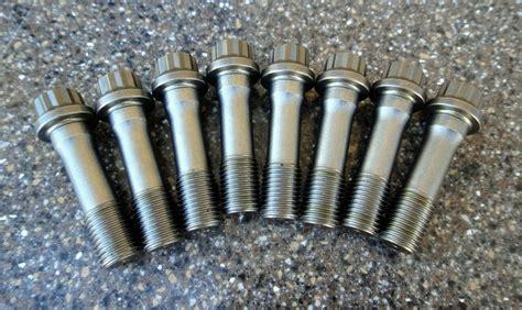 3 L Set by Arp 8740 Connecting Rod Bolts 3 8 Quot X1 500 Quot L Set Of 8 Ebay