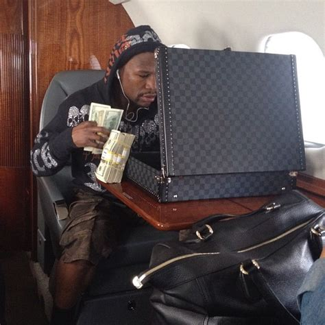 floyd mayweather money bag ridiculousness a look into the extravagant lifestyle of floyd mayweather