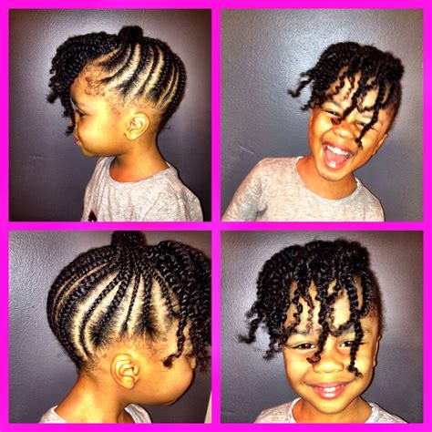 back to school hairstyles for transitioning hair kiddie corner kid friendly hairstyles natural or