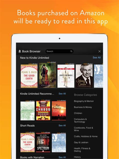 best app to read kindle read books ebooks magazines newspapers