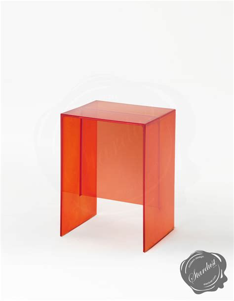 small bathroom accent tables modern bathroom stool end table kartell max beam by
