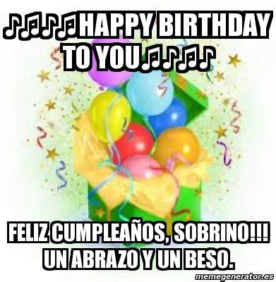 imagenes happy birthday sobrina memes de cumplea 241 os para sobrinas