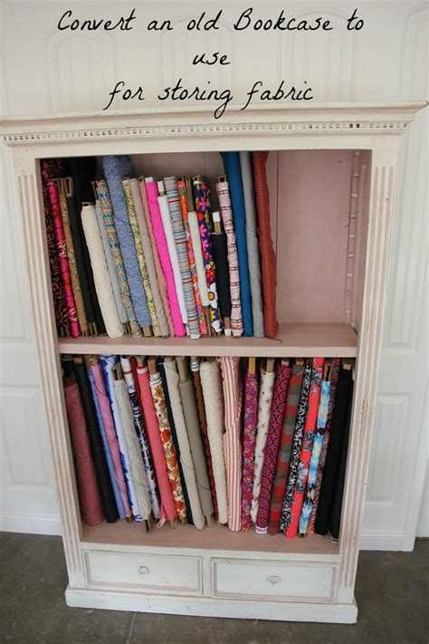 using free recycled cardboard and converting a bookcase