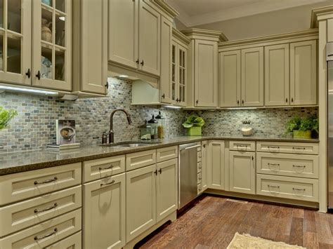 Green Cabinets In Kitchen Kitchen Green Kitchen Cabinets Teak Wood Tile Granite Backsplash With Laminate Flooring