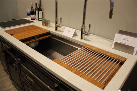 kitchen innovations architectural digest design show features innovations for