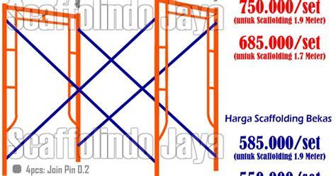 Tangga Scaffolding 1 scaffolding tangerang ukuran scaffolding 0878 8851 1053