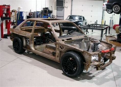 Building A Sleeper Car by Totalcar Magazine Features When We Call A Bmw M3 A
