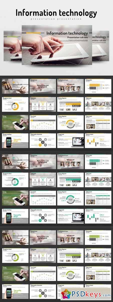 Information Technology Powerpoint Templates 334597 187 Free Download Photoshop Vector Stock Image Information Technology Powerpoint Templates