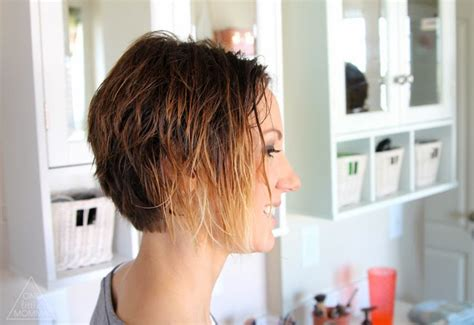 how to blow dry a stacked hairstyle blow drying tips angled bob hairstyle gallery