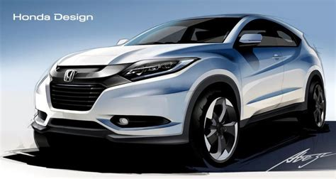 hrv redesign 2018 honda hr v redesign price release date interior